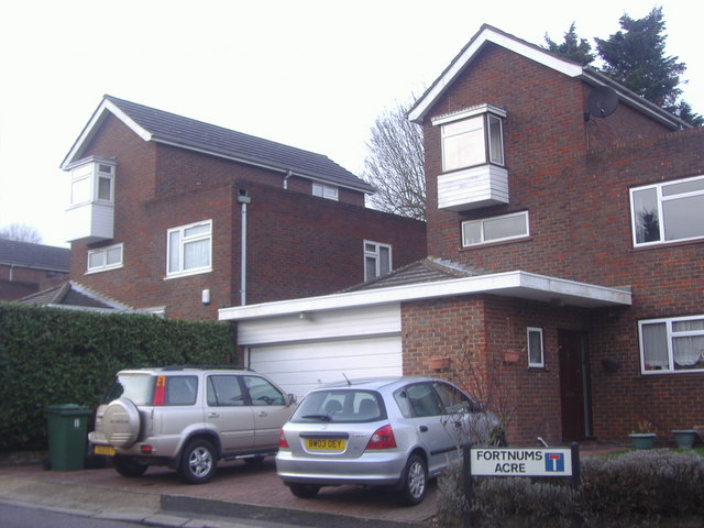 Modern houses, Stanmore