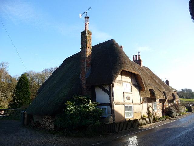 Ibthorpe - Cottages