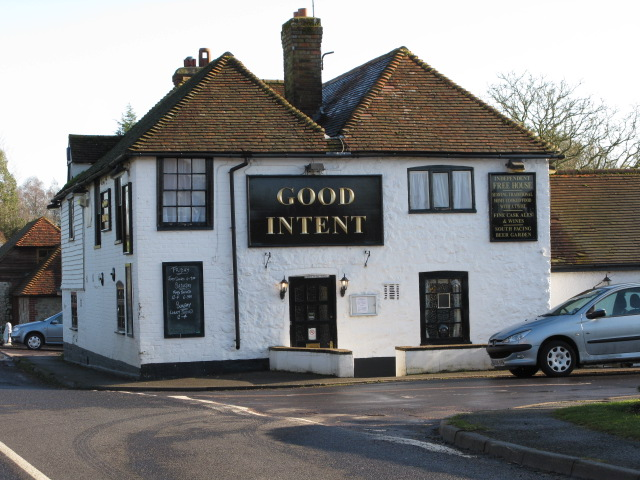 The Good Intent, Frith Road, Aldington Frith