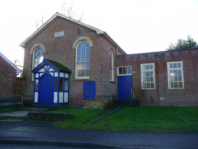 Ibthorpe - Methodist Chapel