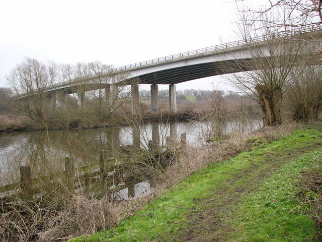 The Postwick Viaduct