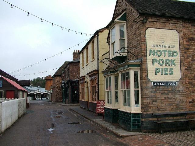Jesse's Fold, Blists Hill Victorian Town