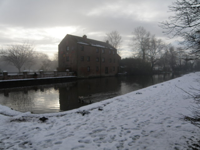 Pocklington  Canal   Head