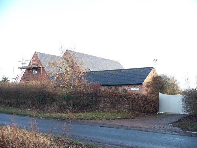 Mudhall Barn