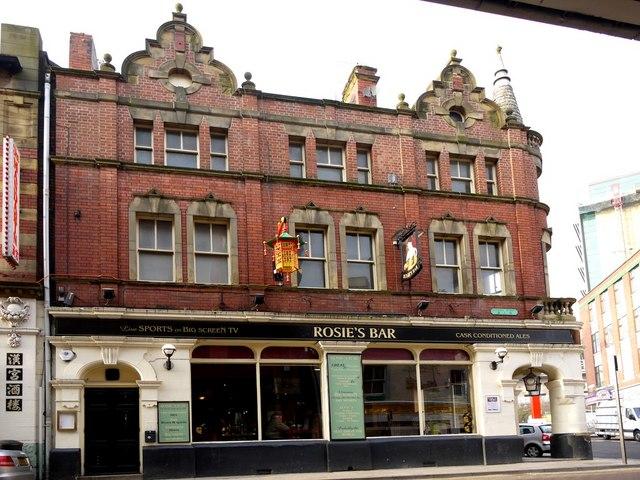 Rosie's Bar, Stowell Street