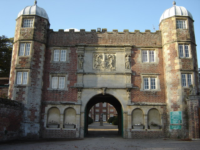 Some  Gatehouse.