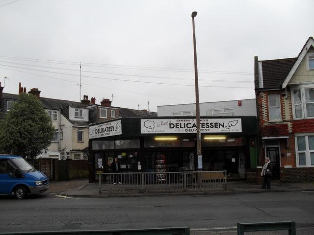 Delikatesy in Longford Road