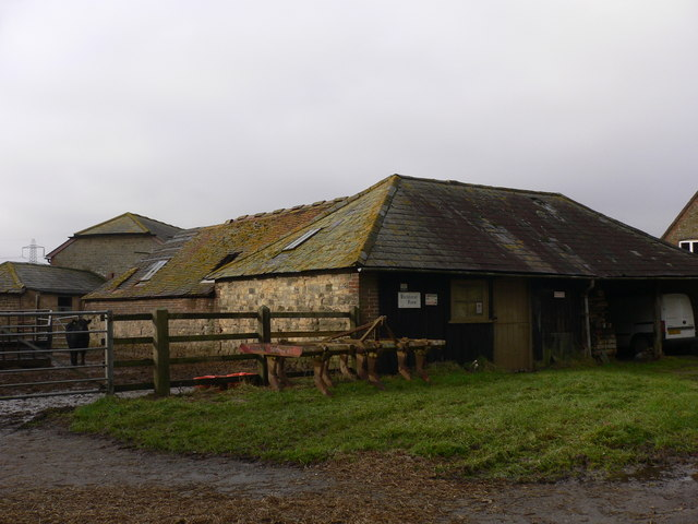 Outbuildings at Parkhurst Farm