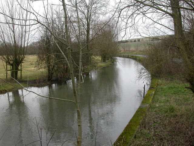 Broad Chalke, River Ebble