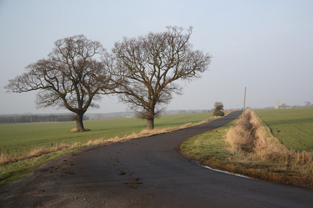 Blyton Road