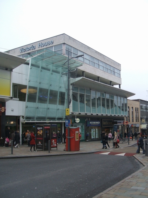 Victoria House - Mander Centre