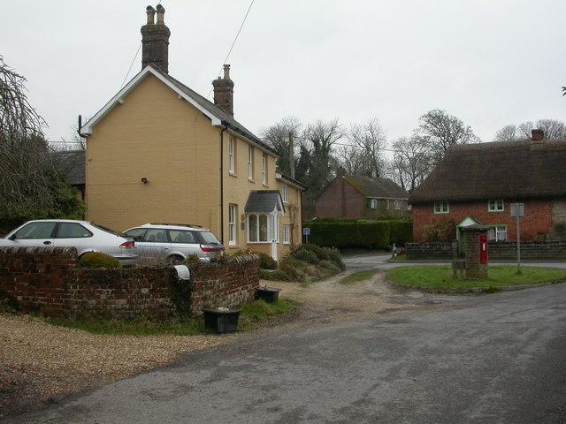 Broad Chalke, Sun Cottage