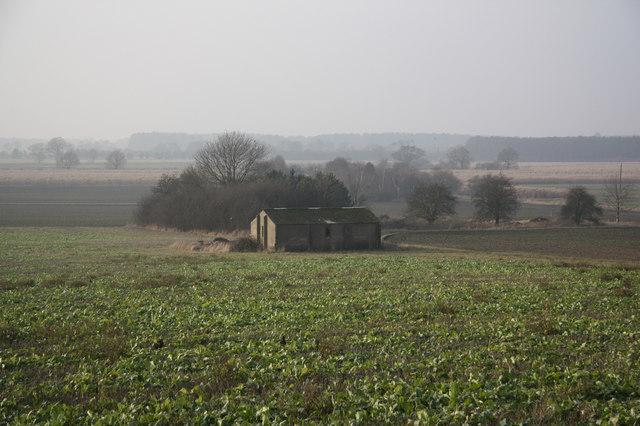 Blyton Road view