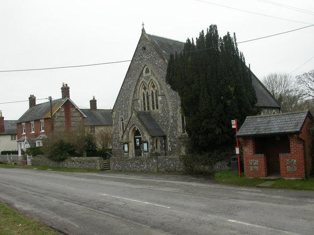Broad Chalke, The Chapel