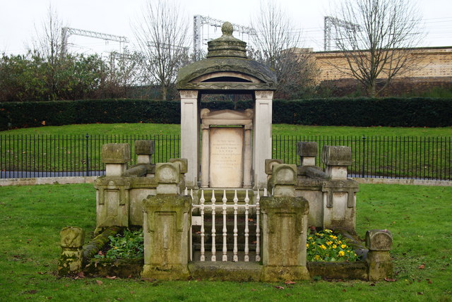 The Soane Mausoleum St Pancras Gardens Peter Trimming Cc By Sa 2 0 Geograph Britain