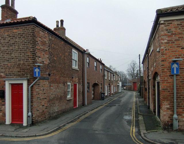 Garden Street, Brigg