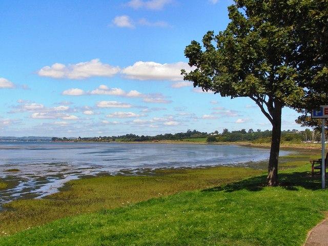 River Exe Estuary