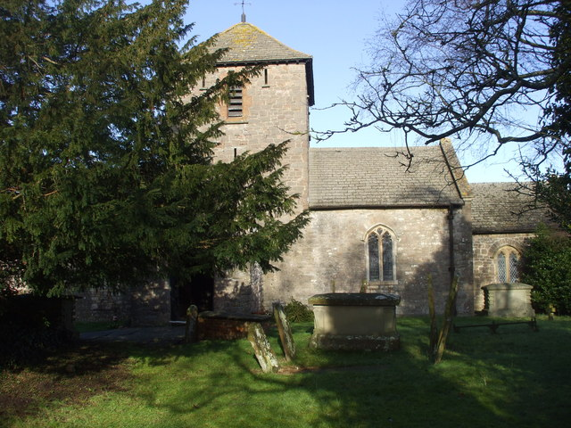 Church of St John the Baptist, Penhow