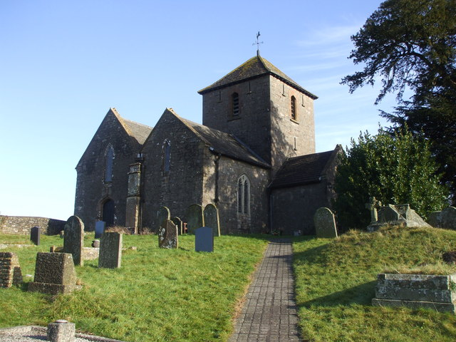 Church of St John the Baptist, Penhow