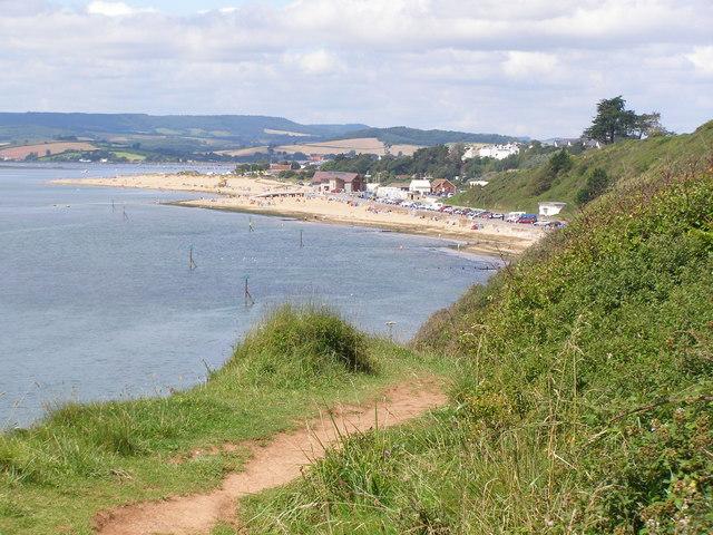 Cliff path near Rodney Point