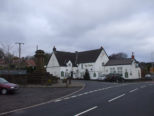 The Cross, Aylburton