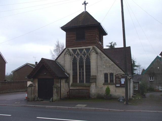 Methodist Church, Aylburton