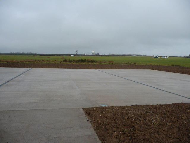 North Devon : Eaglescott Airfield & Devon Air Ambulance Helipad