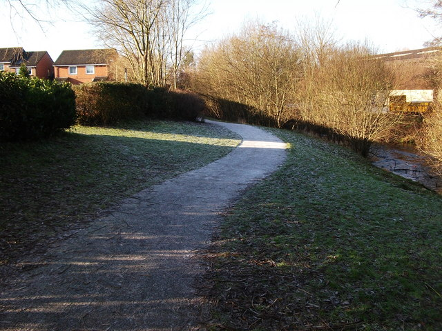 Andover - Path To Watermill Lakes