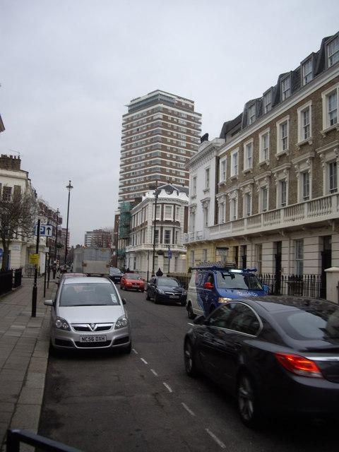 St George's Drive, Pimlico