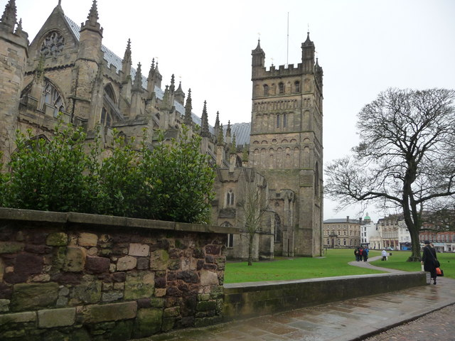 Exeter : Exeter Cathedral
