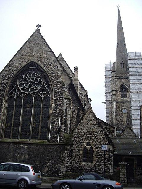 St Gabriel's Church, Pimlico