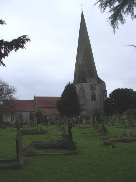 Church of St Mary, St Peter and St Paul, Westbury on Severn
