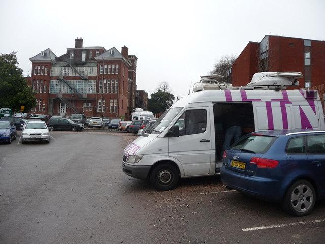 Exeter : Car Park