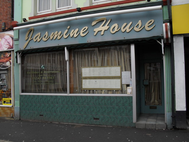 Jasmine House in Station Road