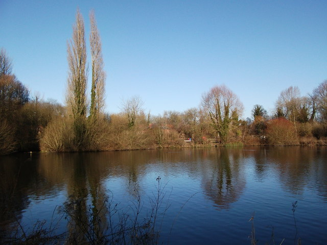 Upper Clatford - Barlows Lake