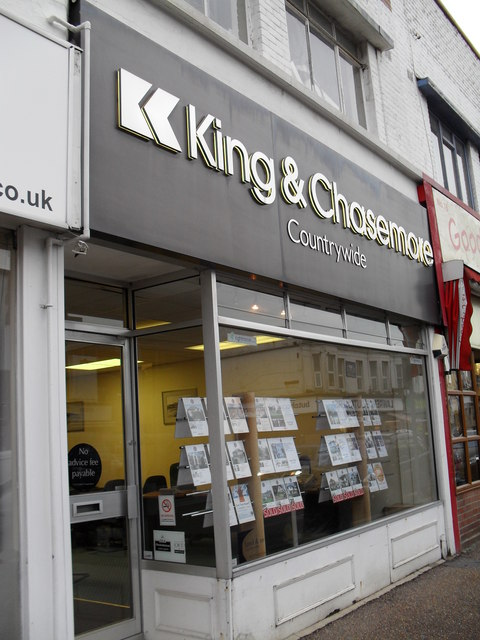 King and Chasemore in Station Road