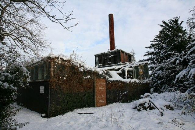 Schuster boiler house