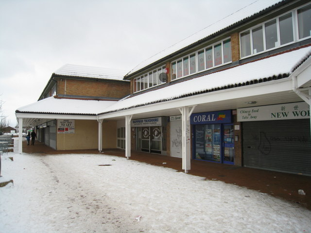 Assorted shops - Brighton Hill