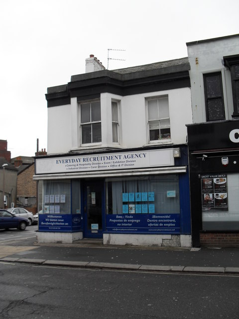 Everyday Recruitment Agency in Station Road