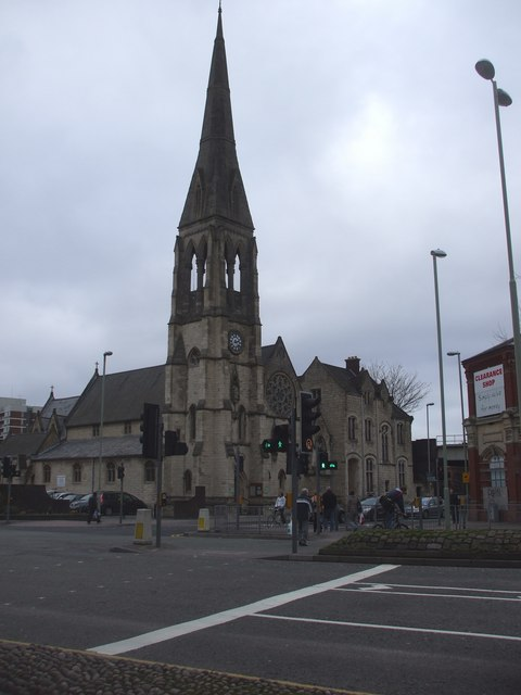 St Peter's R. C. Church, Gloucester