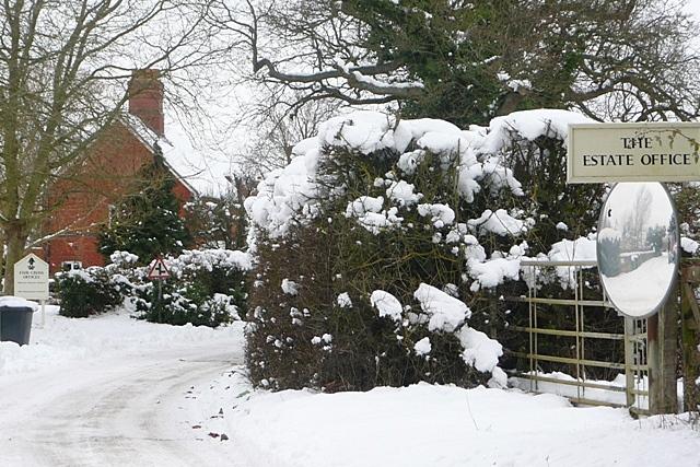 Stratfield Saye estate