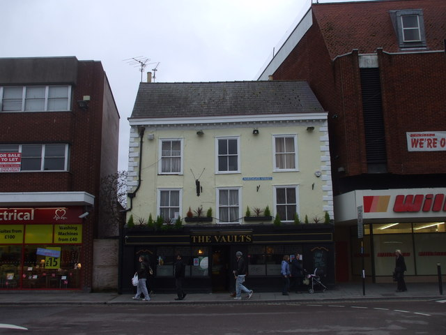 The Vaults, Northgate St, Gloucester