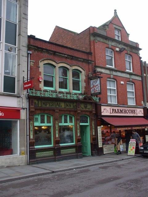 Imperial Inn, Northgate St, Gloucester
