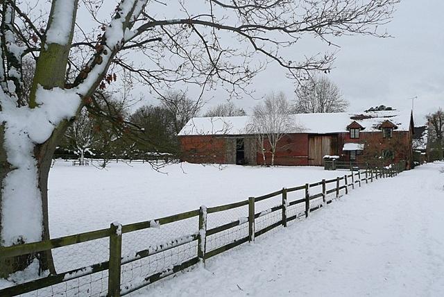 Forelands Farm