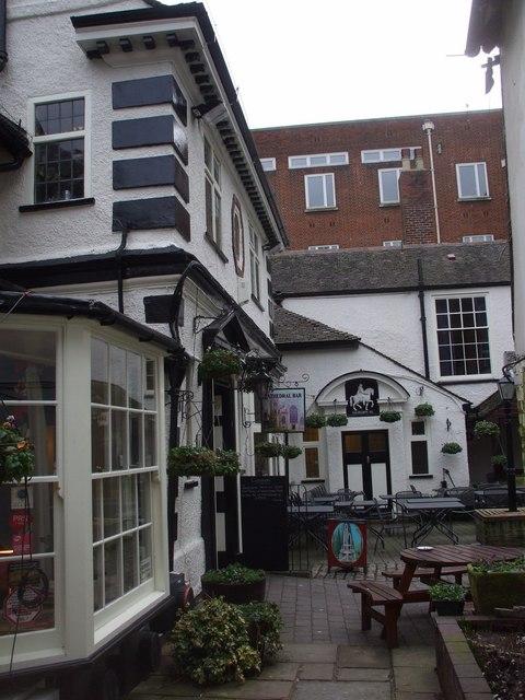 The Fountains Inn, Gloucester