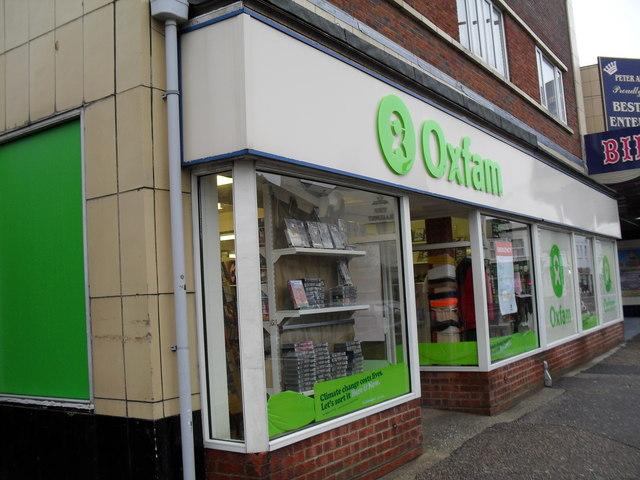 Oxfam in London Road