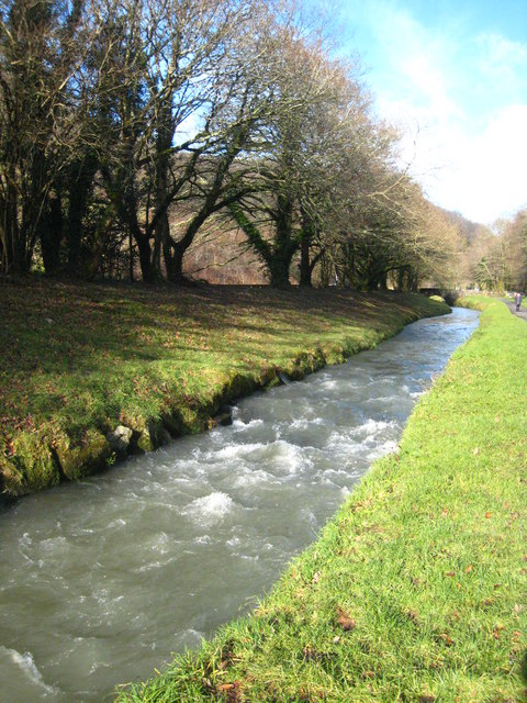 Rapids on the St Austell River