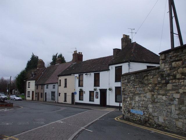 St Mary's St, Gloucester