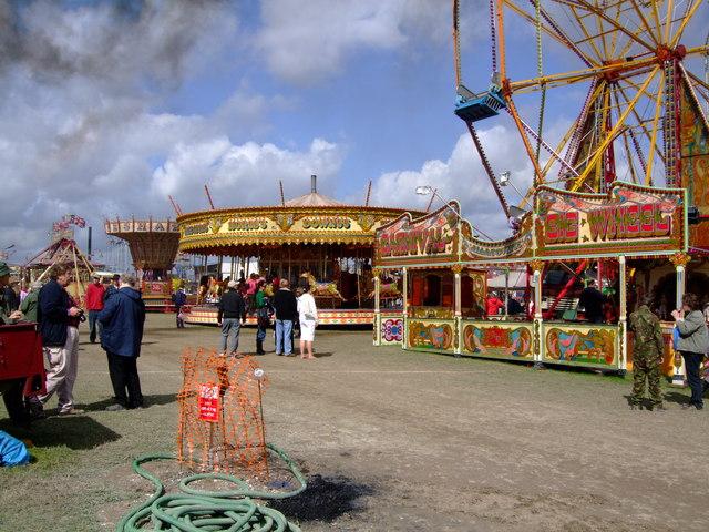 Great Dorset Steam Fair 2009