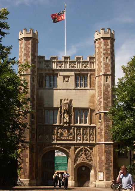 Trinity College Gatehouse